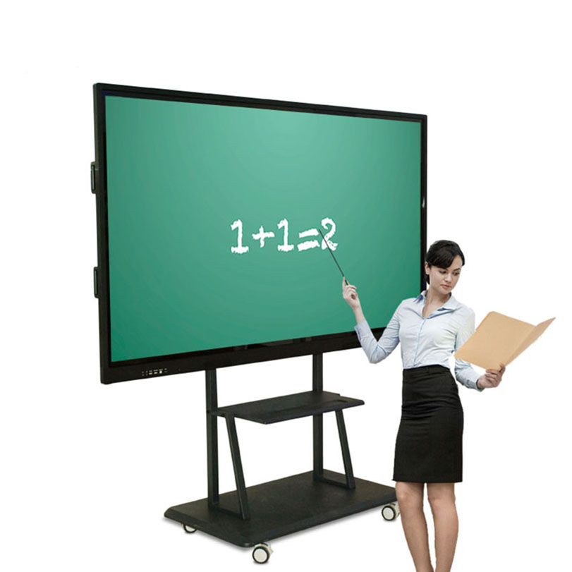 classroom with smartboard clipart - 811×811