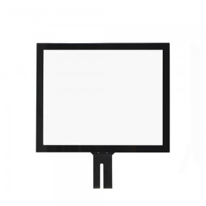 19 palcový TFT LCD displej kapacitní dotykový panel doprava zdarma
