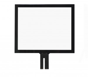 kapacitiv touch-panel