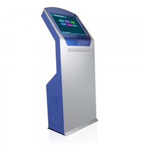 17 19 22 inch query kiosk all in one PC self-service terminal