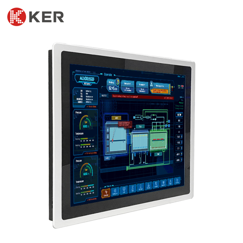 KER Factory Industrial Panel PC Featured Image