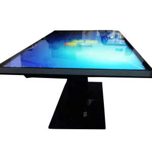 Multitouch hd interactive gaming table