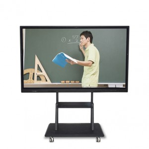 65″ Multi Touch Display Electronic White Board Interactive Smart Writing Board w/Wi-Fi, 3G internet 5000:1 Built-in Speaker1920 x 1080 Optical
