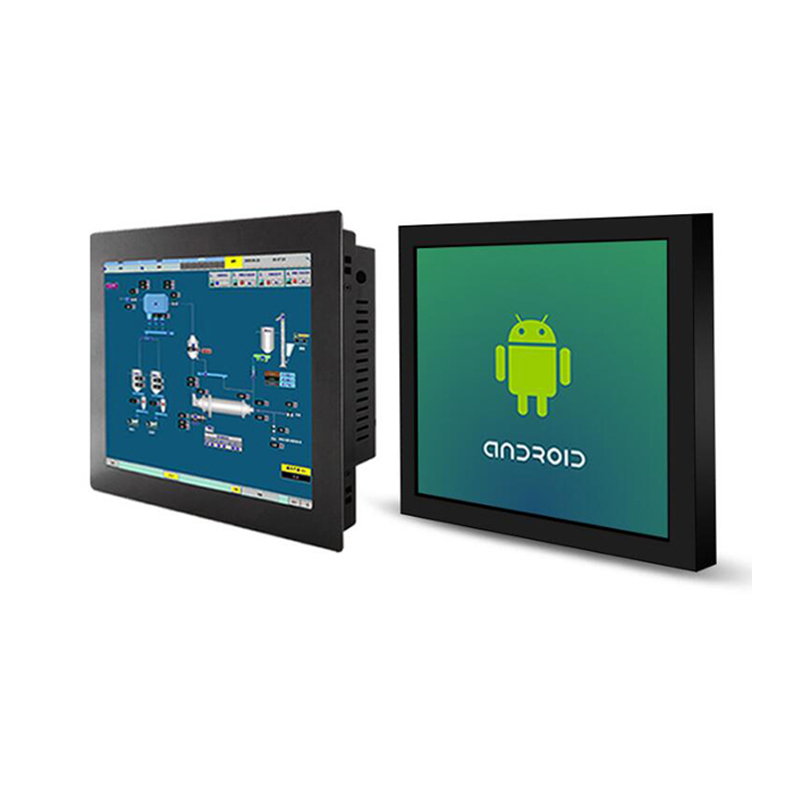 Industrial Grade Capacitive or resistive touch display open frame monitor embedded for kiosk self-service terminals Featured Image