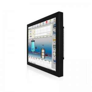 KER factory high quality open touch display for kiosk self service terminal
