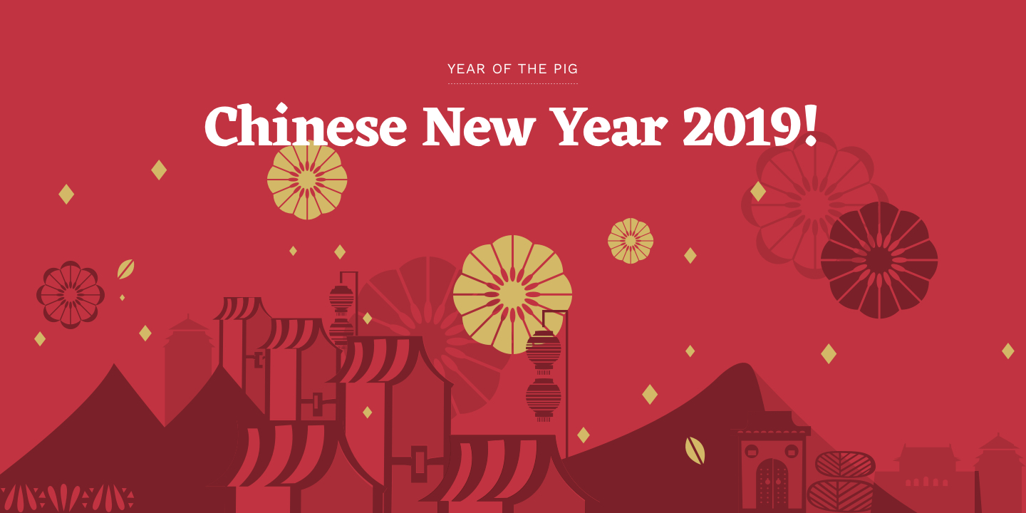 Notice:Chinese new year holiday-2019.1.21