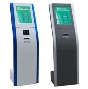 티켓 디스펜서 및 소프트웨어와 지능형 은행 무선 대기열 관리 시스템, 병원 / 호텔 / 레스토랑 고객 호출 키오스크