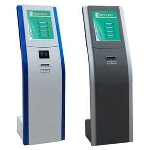 Intelligent Bank Wireless Queue Management System,Hospital/Restaurant/Hotel Guest Calling kiosk with ticket dispenser and software Featured Image