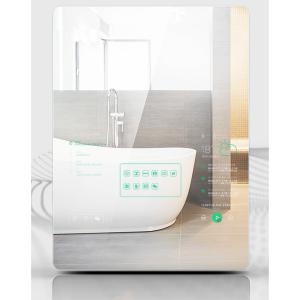 كير الشاشات التي تعمل باللمس 21.5inch المرآة السحرية البيت الذكي مرآة