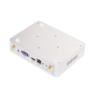 KER Výrobce průmyslové řídicí hostitel Mini PC s pasivním chlazením mini počítač