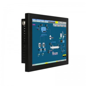 Industrial Grade Capacitive or resistive touch display open frame monitor embedded for kiosk self-service terminals