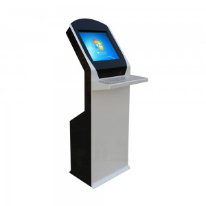 All-in-one banking kiosk printer query machine information query kiosk