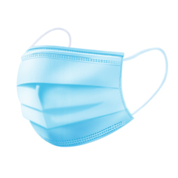 Disposable civilian droplet protection masks