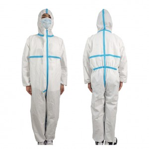 Sterilized CE Disposable Protection Clothing and Safety Equipment