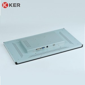 Ker-19″ capacitive touch screen industrial use touch monitor embedded mould
