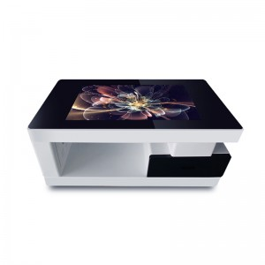 KER Manufacturer High Quality Standard 43″ Capacitive Touchscreen Smart Interactive Coffee Table