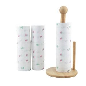 New Design Hemp Toilet Paper Bathroom Kitchen Tissue