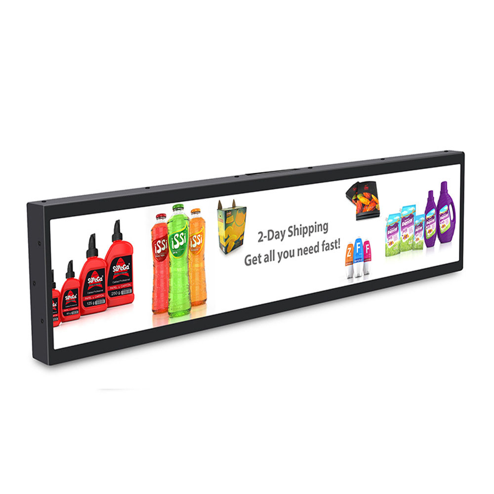 Market strip lcd display /bar lcd screen Featured Image