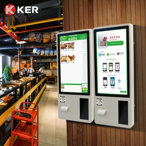 Self Order Kiosk for Restaurant Fast Foods