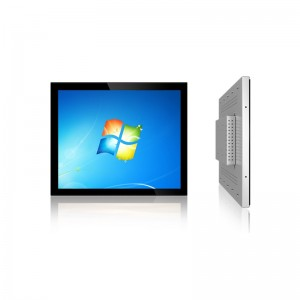 10 10.4 12.1 15 17 19 21.5 Inch Resistive Touch Screen Monitor Industrial Open Frame Lcd Monitor